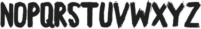 Bowney otf (400) Font LOWERCASE