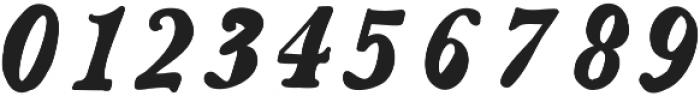 Boysenberry ttf (400) Font OTHER CHARS
