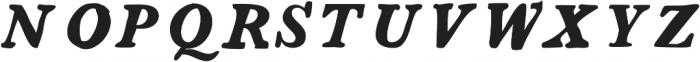 Boysenberry ttf (400) Font UPPERCASE