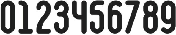 boldyear otf (700) Font OTHER CHARS