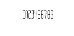 Bongo-Regular Font OTHER CHARS