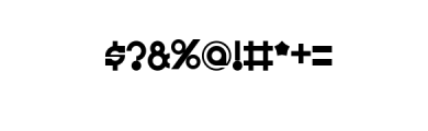 Bonota Premium Font Font OTHER CHARS