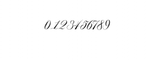 Bordemile Script.otf Font OTHER CHARS