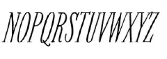 Bookeyed Jack Font UPPERCASE