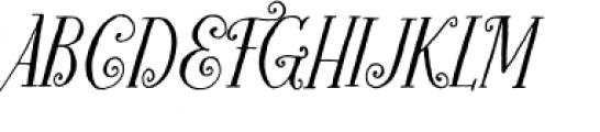 Bookeyed Sadie Regular Font UPPERCASE