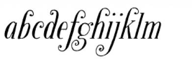 Bookeyed Sadie Regular Font LOWERCASE