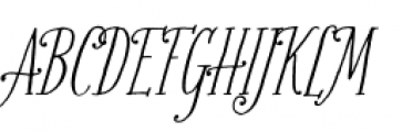 Bookeyed Suzanne Font UPPERCASE