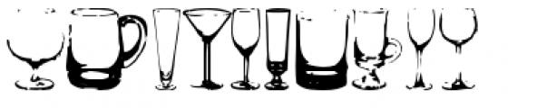 Boozebats Font OTHER CHARS