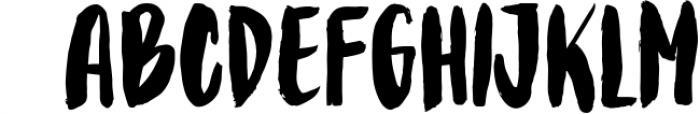 Bolonqui - handmade font duo 1 Font LOWERCASE