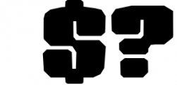 Bomba Stout Font OTHER CHARS
