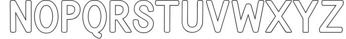 Bondan Typeface 1 Font UPPERCASE
