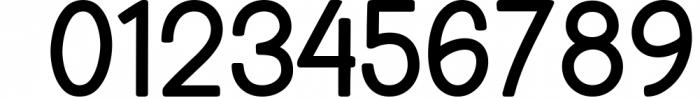 Bondan Typeface 2 Font OTHER CHARS