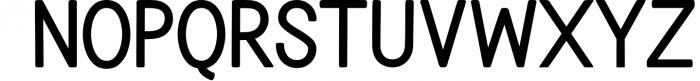Bondan Typeface 2 Font UPPERCASE