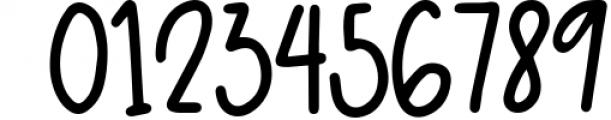 Boogie Down! Handlettered Sans Font Font OTHER CHARS