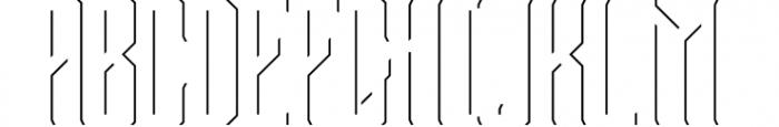 Bootleggers font Font UPPERCASE