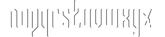 Bootleggers font Font LOWERCASE