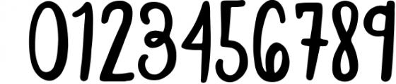 Bottega Font Set 1 Font OTHER CHARS