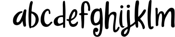 Bottega Font Set 1 Font LOWERCASE