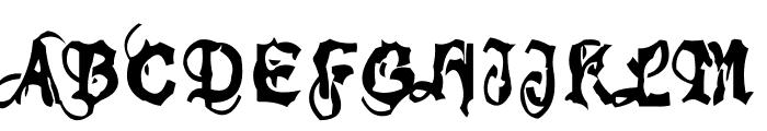 BOLT CUTTER Font UPPERCASE