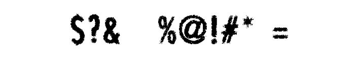 BON ViVER Font OTHER CHARS