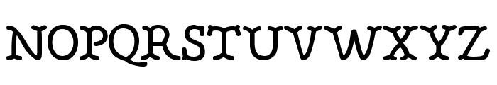 BONEBASTIC Font UPPERCASE