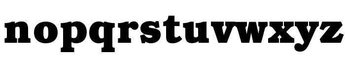 BOOKmanOpti-Bold Font LOWERCASE