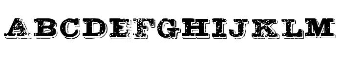 BOTASSUJAS Font LOWERCASE