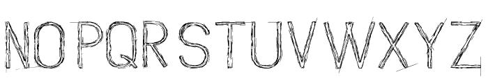 Boceto St Font UPPERCASE