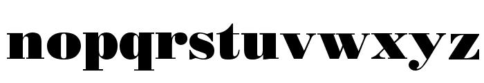 Boden Esperanto Font LOWERCASE
