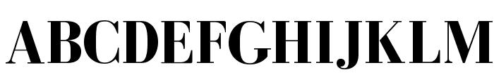 BodoniFLF-Bold Font UPPERCASE