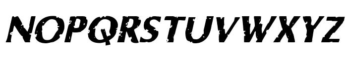Body Swipers Italic Font LOWERCASE