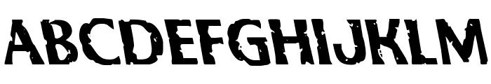Body Swipers Leftalic Font UPPERCASE