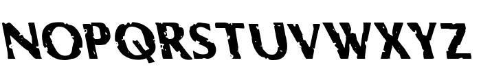 Body Swipers Leftalic Font LOWERCASE