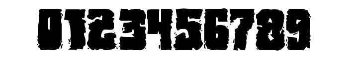Bog Beast Expanded Font OTHER CHARS