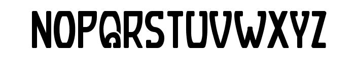 Boizenburg Regular Font LOWERCASE