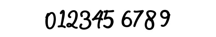 Bolder Line Font OTHER CHARS