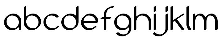 Bolonewt Font LOWERCASE