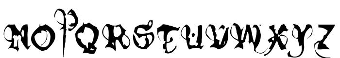 Bolt Cutter Light Font UPPERCASE