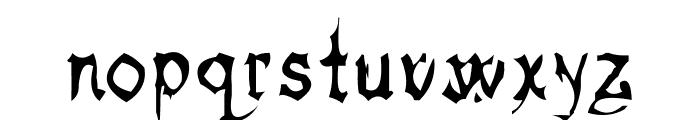 Bolt Cutter Light Font LOWERCASE