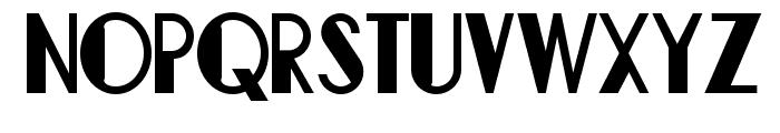 Bonafetti 2 Regular Font UPPERCASE