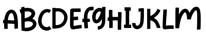 Bone Master - Personal Use Font UPPERCASE