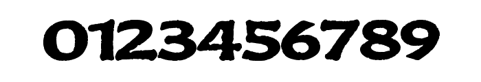 BoneKing Font OTHER CHARS