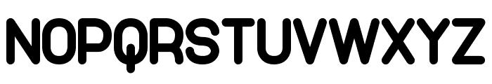 Bonita Informal St Font UPPERCASE