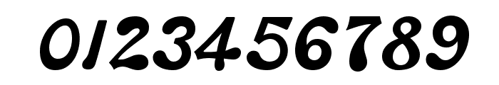 BonnardFLF Font OTHER CHARS