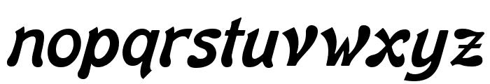 BonnardFLF Font LOWERCASE