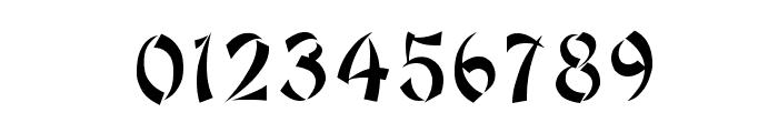 Bonzai Regular Font OTHER CHARS