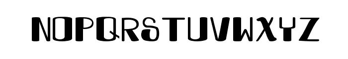 BooBooKitty Font LOWERCASE
