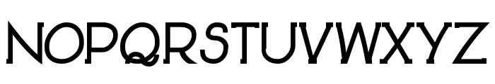 Bookietastic comic-style Font UPPERCASE