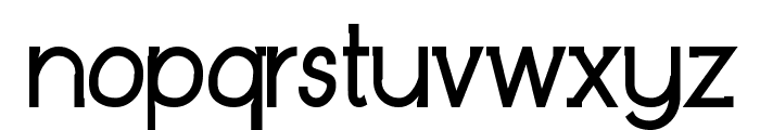 Bookietastic comic-style Font LOWERCASE