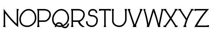 Bookietastic Font UPPERCASE
